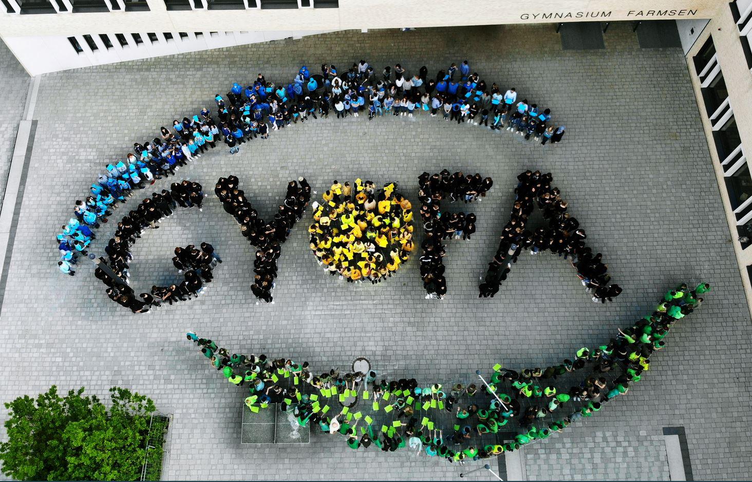 Rückblick auf die Schulsprecher-Wahl 2020 am Gyfa