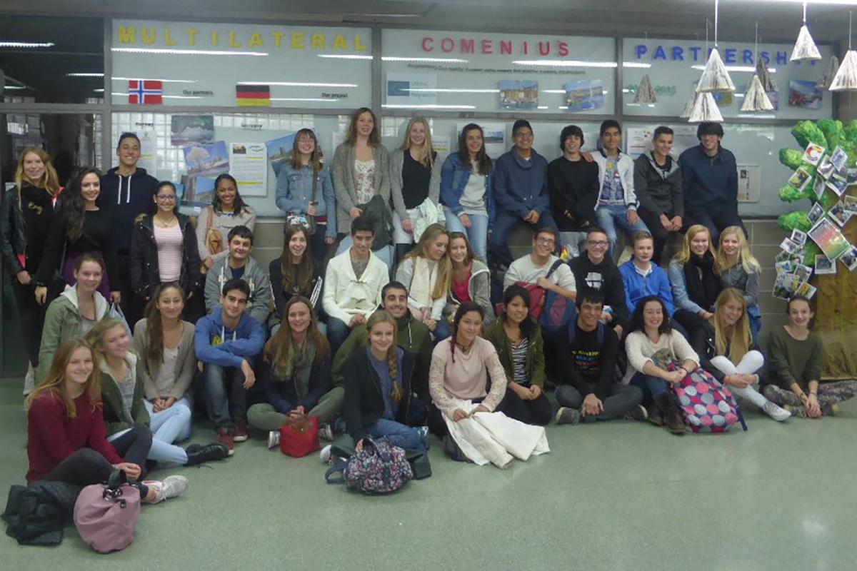 Besuch in Spanien 2014