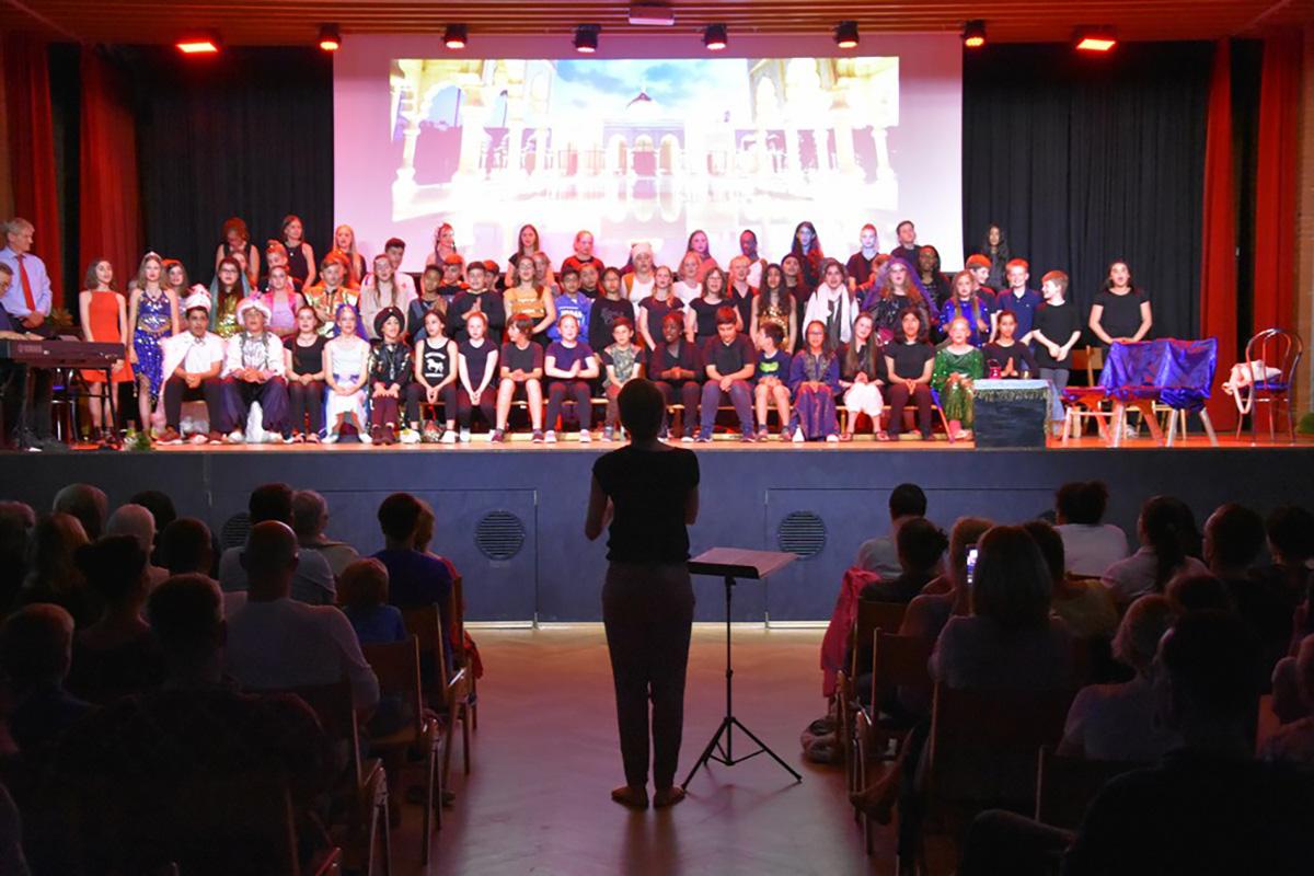 Mini-Musical 2017: Happidabad