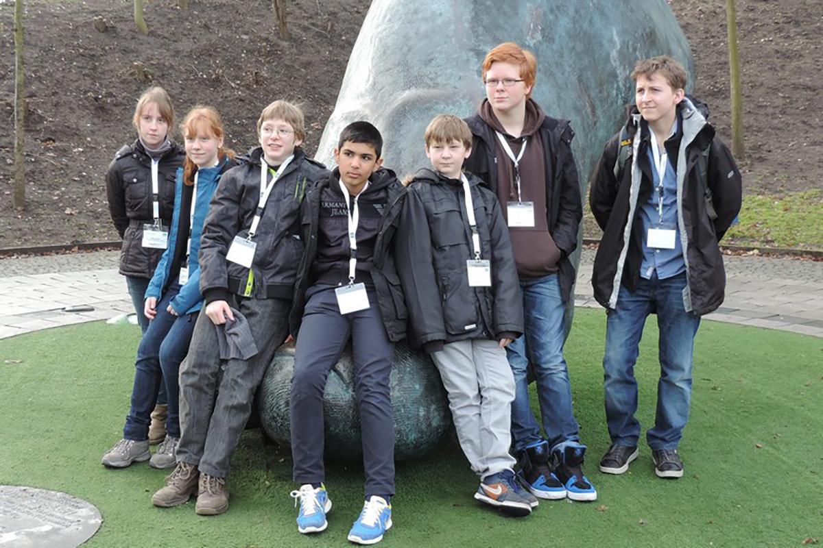 Preisverleihung Jugend forscht 2014