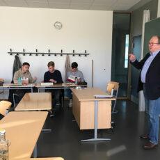 """Projekt """"Durchblick"""" zur Straffälligkeit und Strafverfolgung"""