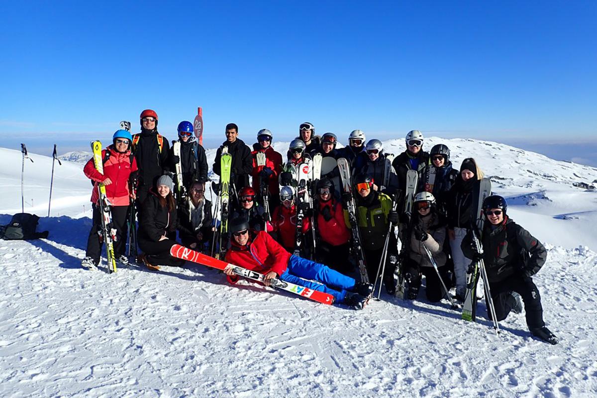 Skireise 2018