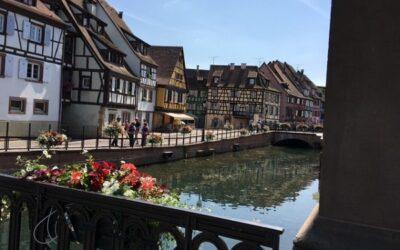 Schüleraustausch mit Straßburg 2018 – Gegenbesuch 2019
