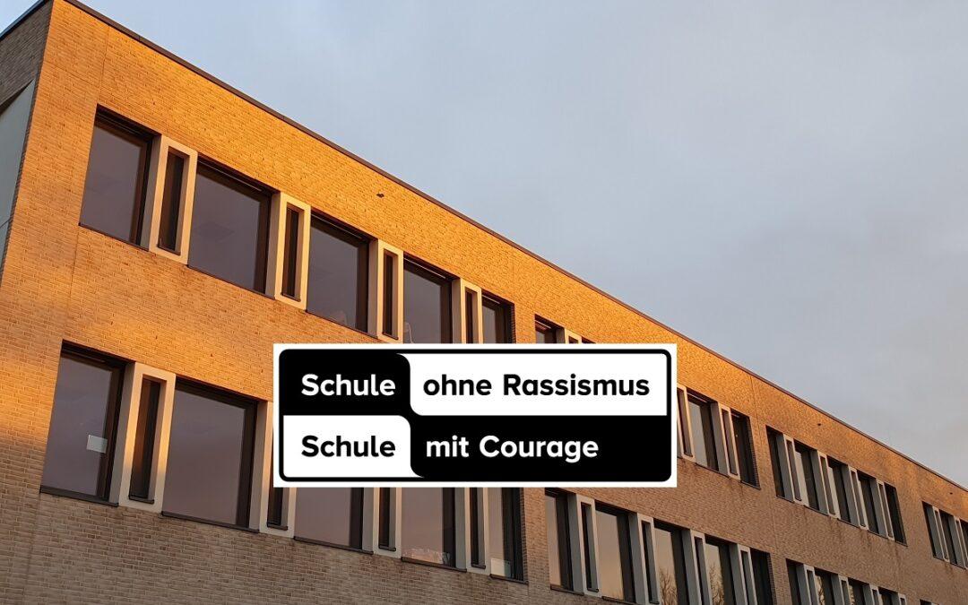 Projekt ,,Schule ohne Rassismus – Schule mit Courage''.