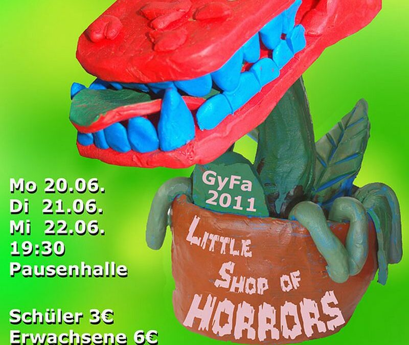 Musical 2011: Little Shop of Horrors