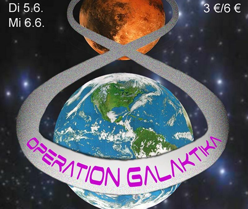 Musical 2012: Operation Galaktika