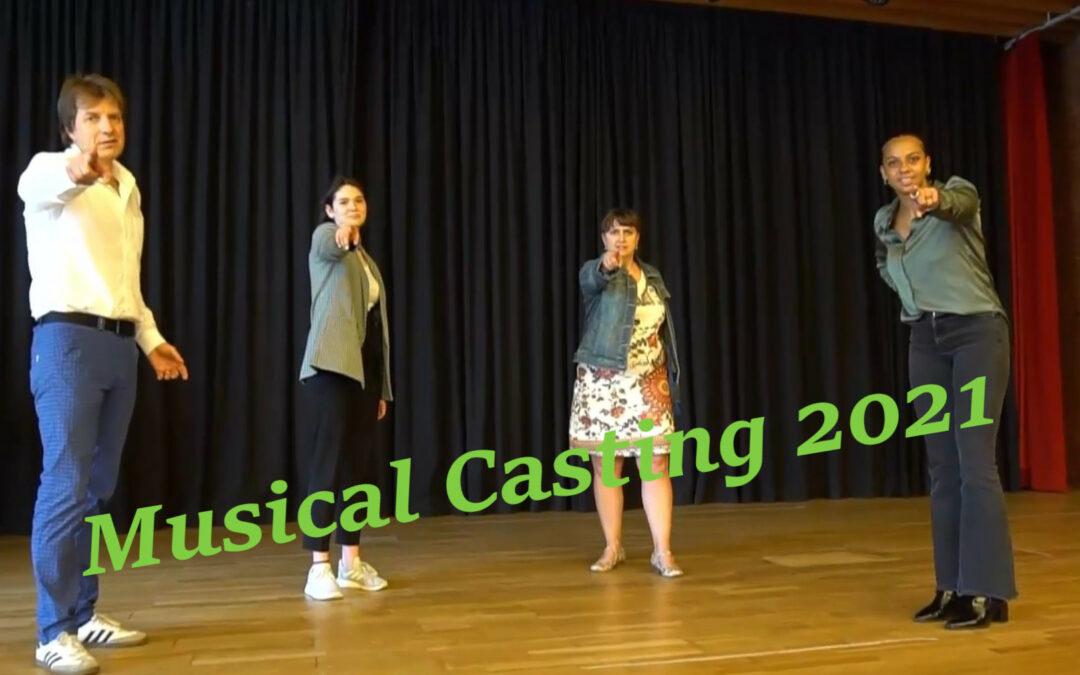 Musical Casting 2021